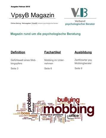 VpsyB Magazin
