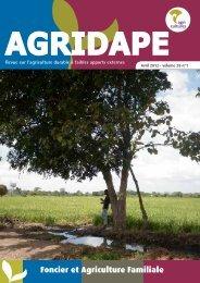 Foncier et Agriculture Familiale - AgriCultures Network