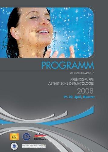 PROGRAMM - Assistentenforum