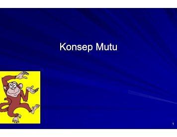 Lampiran Sesi 14, 15, 16 F Konsep Mutu - KMPK