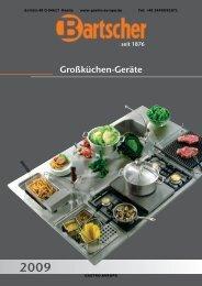 Großküchen-Geräte - avrupas.de