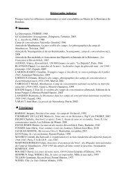 bibliographie indicative du musée - Fondation de la France Libre