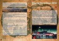 Kina og World Expo 2010 - UiD