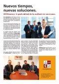 DIRECTORIO DE AUDITORES 2010 - Professional Letters - Page 6