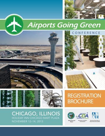 Airports Going Green - American Association of Airport Executives