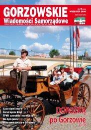GWS NR 09 / 2009 - Gorzów