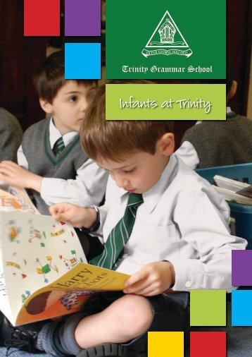 Infants at Trinity - Trinity Grammar School