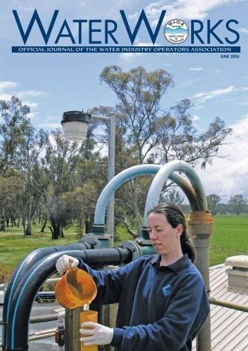 WaterWorks June 2006 - WIOA