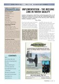 WaterWorks June 2006 - WIOA - Page 3