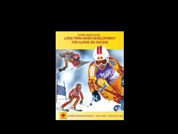 Download the AIM 2 WIN booklet - Alpine Canada