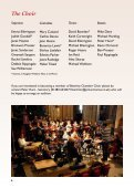 Programme - Beverley Chamber Choir - Page 6