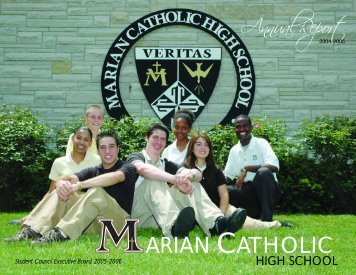 41296_Marian AR - Marian Catholic High School