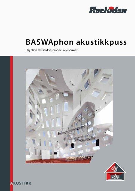 BASWAphon akustikkpuss - Rockidan