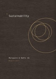 Download Sustainability Report 2011 - English - Marquard & Bahls AG