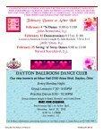 16 02 February 2012 Newsletter - Ballroom Dance Dayton - Page 3