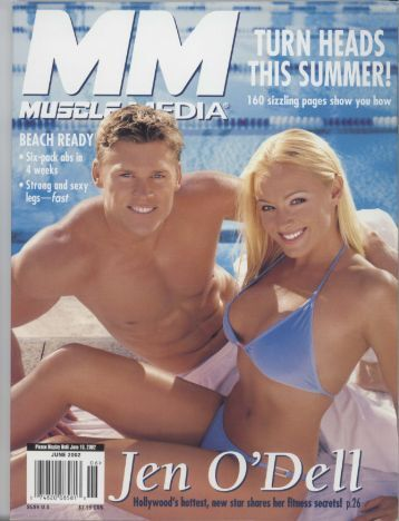MUSCLE MEDIA June 2002 - PEAK Strength & Conditioning