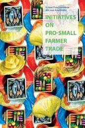 Initiatives on Pro Small Farmer Trade - Asiadhrra