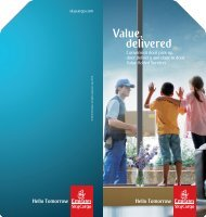 Emirates SkyCargo Value Added Services