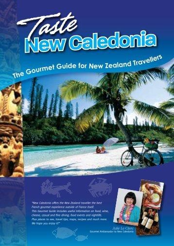 Visit - New Caledonia