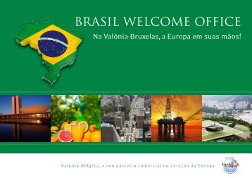 BRASIL WELCOME OFFICE - Invest in wallonia