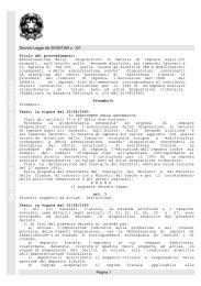Decreto-legge 30 agosto 1993, n. 331 - Assistenza Agenzia delle ...