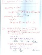 3.5 Point-Slope Formula and 3.6 Applications of Linear Equations - Page 4