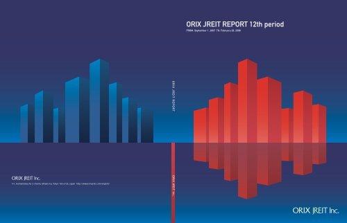 ORIX JREIT REPORT 12th period