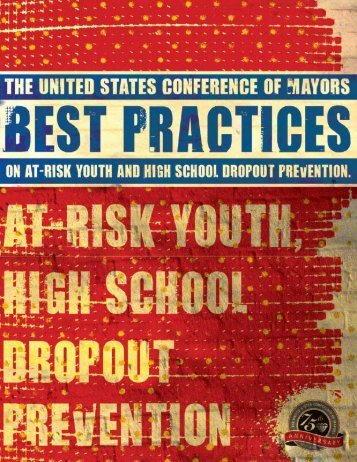At-Risk Youth and High School Dropout Prevention Best Practices