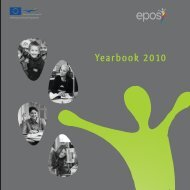 Yearbook 2010 - Epos