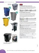 WASTE RECEPTACLES Catalog 2015, pages 368-387 - Page 5