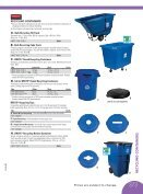 WASTE RECEPTACLES Catalog 2015, pages 368-387 - Page 6