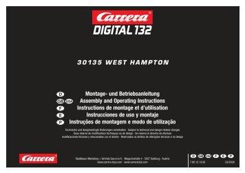30135 WEST HAMPTON - Carrera