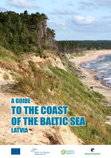 - 1 - For more information www.countryholidays.lv - Baltic Green Belt