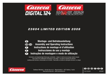 Descargar manual - Carrera
