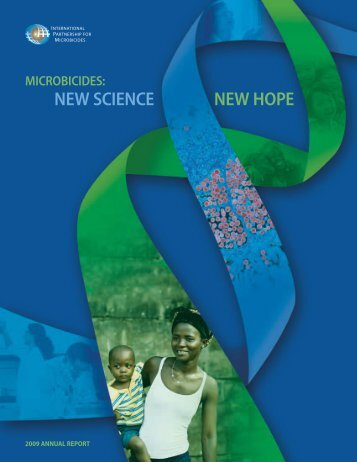 Microbicides: New scieNce, New Hope