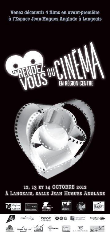 Venez découvrir 4 films en avant-première à l'Espace Jean-Hugues ...
