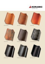 Download Product Brochure [ PDF 1.1 MB ] - Raven Roofing Supplies