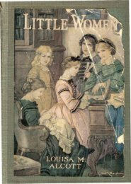 Little Women, Louisa M. Alcott - Virginia History Exchange