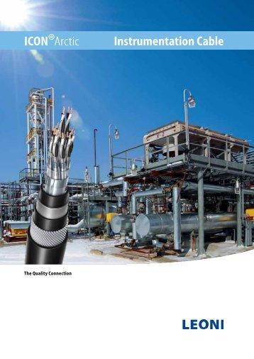 ICON®Arctic Instrumentation Cable - LEONI