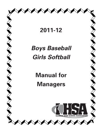 River Ridge High School Fastpitch Softball Team Rules