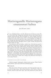 Marirengandik Mariarengana ematasunari kultua - Dialnet