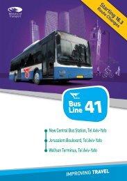Bus Line 41