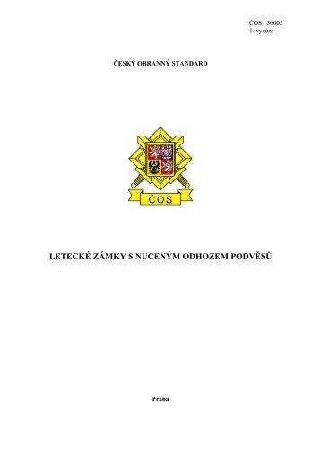 156005 - Odbor obranné standardizace