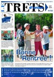 Retrouvez sur le site officiel de la ville de Trets ... - Mairie-de-trets.fr