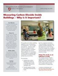 Measuring Carbon Dioxide Inside Buildings - WSU Extension ...