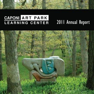 2011 Annual Report - Caponi Art Park