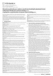30.3.11 op kpk cfh (PDF, 165 kB) - VÚB banka