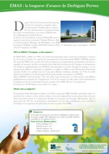 to get the file - Permis d'Environnement