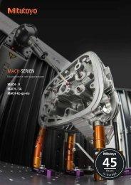 Läs mer om paket till Mach-serien - Mitutoyo Scandinavia AB