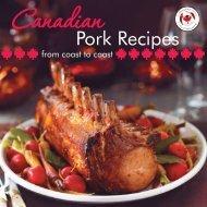 Canadian Pork Recipes - The Whole Pig